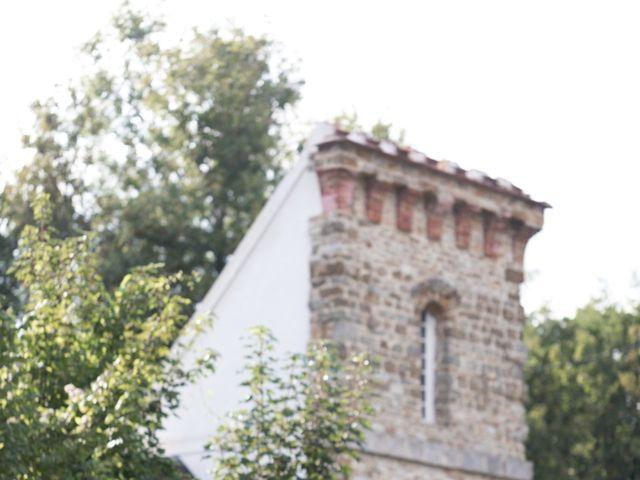 Le mariage de Xavier et Katia à Mauperthuis, Seine-et-Marne 40