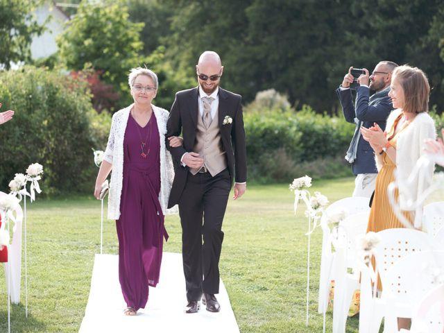 Le mariage de Xavier et Katia à Mauperthuis, Seine-et-Marne 41