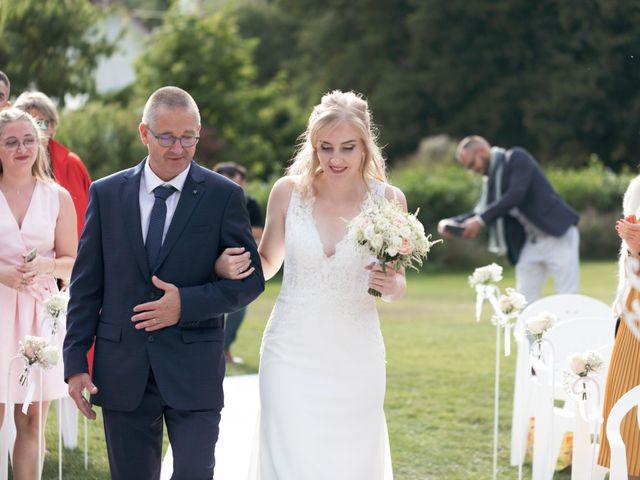 Le mariage de Xavier et Katia à Mauperthuis, Seine-et-Marne 42