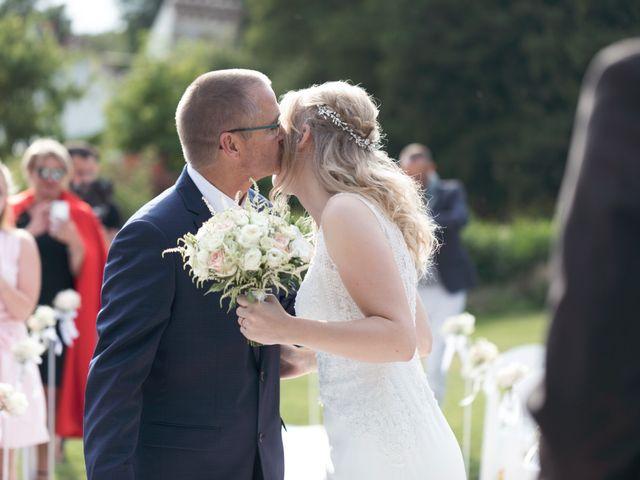 Le mariage de Xavier et Katia à Mauperthuis, Seine-et-Marne 43