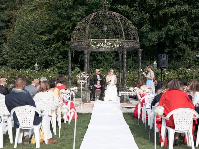Le mariage de Xavier et Katia à Mauperthuis, Seine-et-Marne 45