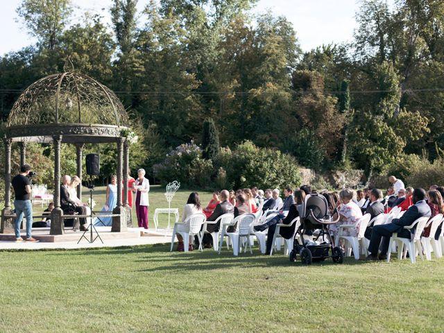 Le mariage de Xavier et Katia à Mauperthuis, Seine-et-Marne 51