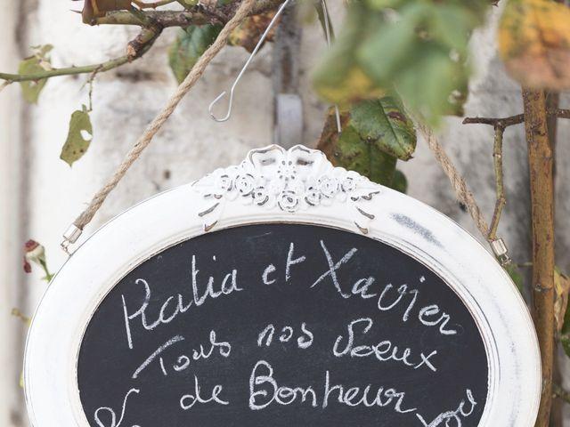 Le mariage de Xavier et Katia à Mauperthuis, Seine-et-Marne 79