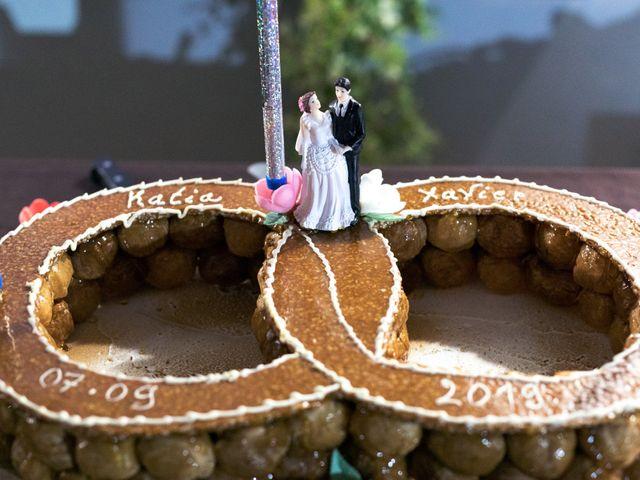Le mariage de Xavier et Katia à Mauperthuis, Seine-et-Marne 91