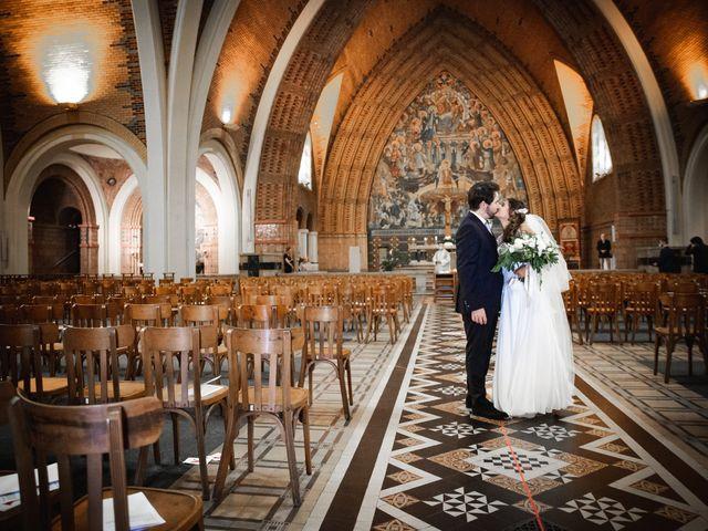 Le mariage de François-Xavier et Alexia à La Madeleine, Nord 5