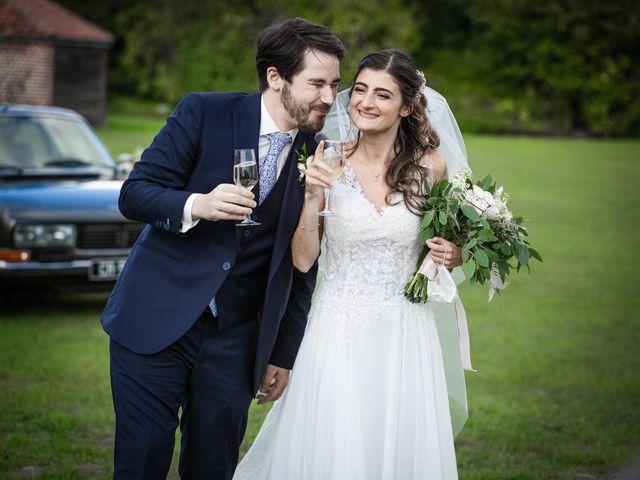 Le mariage de François-Xavier et Alexia à La Madeleine, Nord 6
