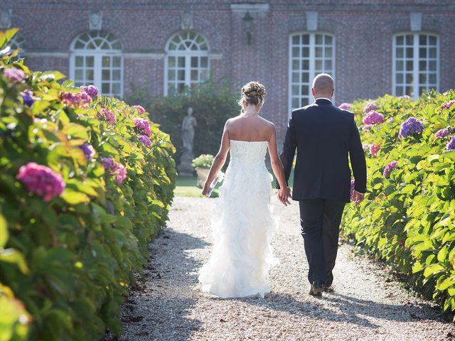 Le mariage de Guillaume et Estelle à Sauchay, Seine-Maritime 1