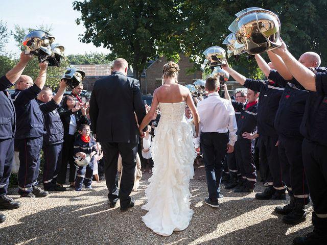 Le mariage de Guillaume et Estelle à Sauchay, Seine-Maritime 19