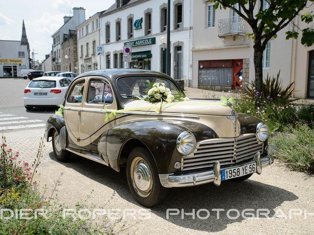 Le mariage de Annelyse et Sylvain à Pluvigner, Morbihan 15