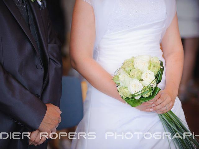 Le mariage de Annelyse et Sylvain à Pluvigner, Morbihan 18