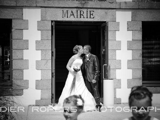 Le mariage de Annelyse et Sylvain à Pluvigner, Morbihan 20