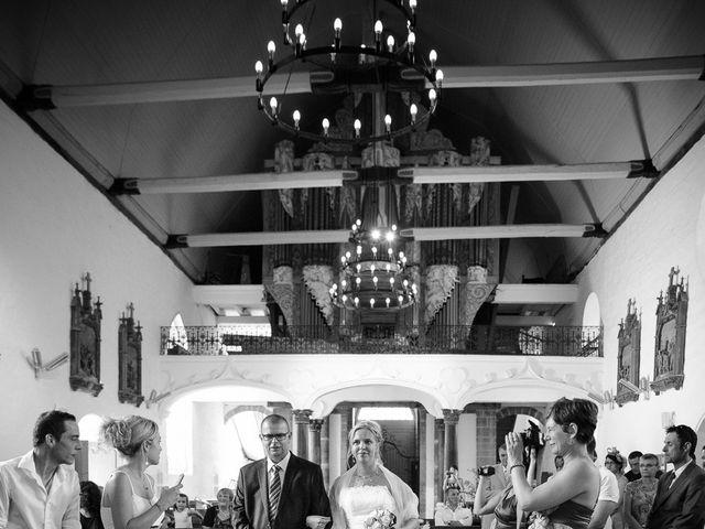 Le mariage de Annelyse et Sylvain à Pluvigner, Morbihan 22