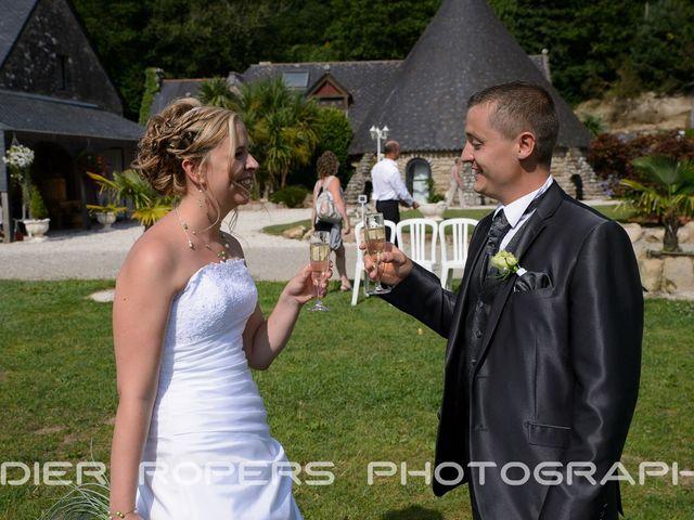 Le mariage de Annelyse et Sylvain à Pluvigner, Morbihan 27