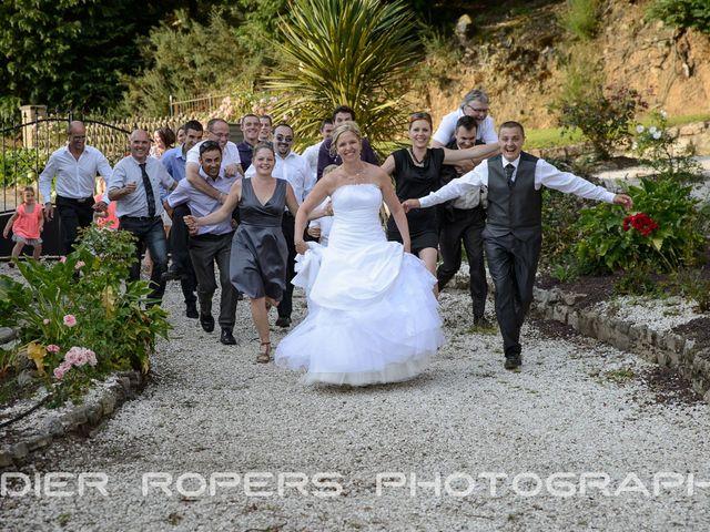 Le mariage de Annelyse et Sylvain à Pluvigner, Morbihan 30