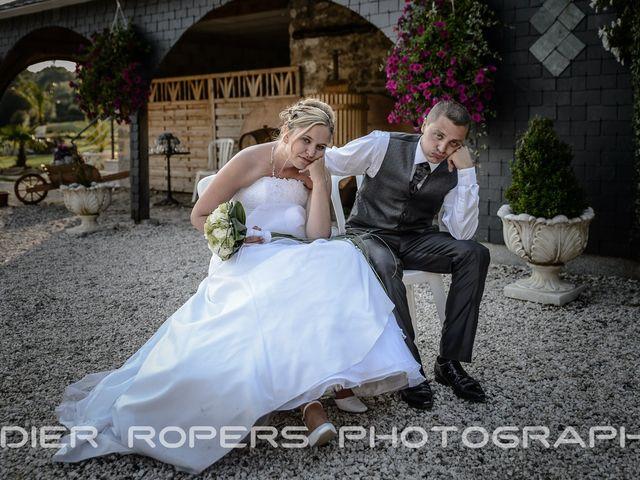 Le mariage de Annelyse et Sylvain à Pluvigner, Morbihan 34