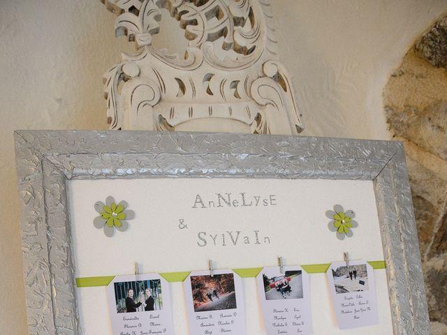 Le mariage de Annelyse et Sylvain à Pluvigner, Morbihan 36