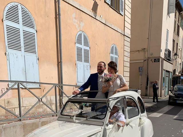 Le mariage de Imène et Sélim à Nice, Alpes-Maritimes 1