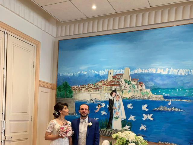 Le mariage de Imène et Sélim à Nice, Alpes-Maritimes 7
