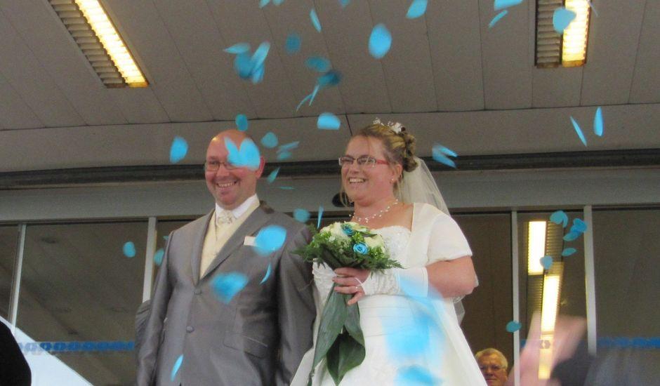 Le mariage de Erika et Jean-Claude à Sotteville-lès-Rouen, Seine-Maritime