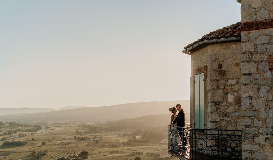 Le mariage de Arnaud et Justine à Saint-Cyr-sur-Mer, Var