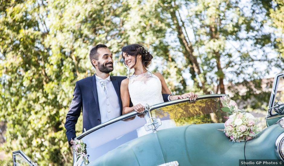 Le mariage de Paul et Elodie à Bénac, Hautes-Pyrénées