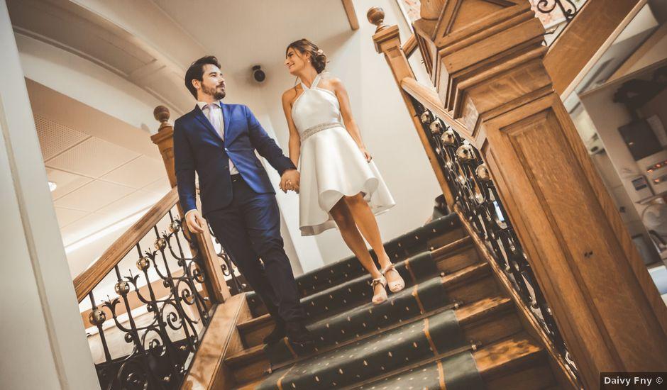 Le mariage de François-Xavier et Alexia à La Madeleine, Nord