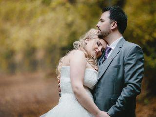 Le mariage de Frédéric et Fanny
