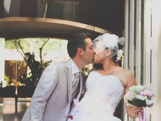 Le mariage de Nelly et Richard