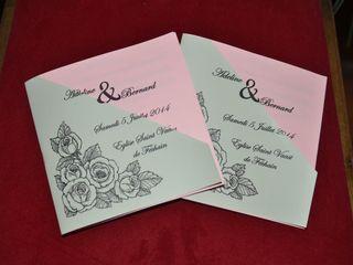 Le mariage de Bernard et Adeline 2