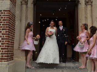 Le mariage de Bernard et Adeline