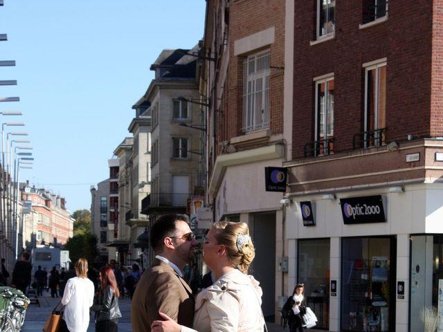 Le mariage de Fanny et Frédéric à Amiens, Somme 3