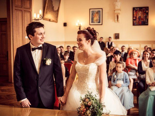 Le mariage de Killian et Marie à Montivilliers, Seine-Maritime 11