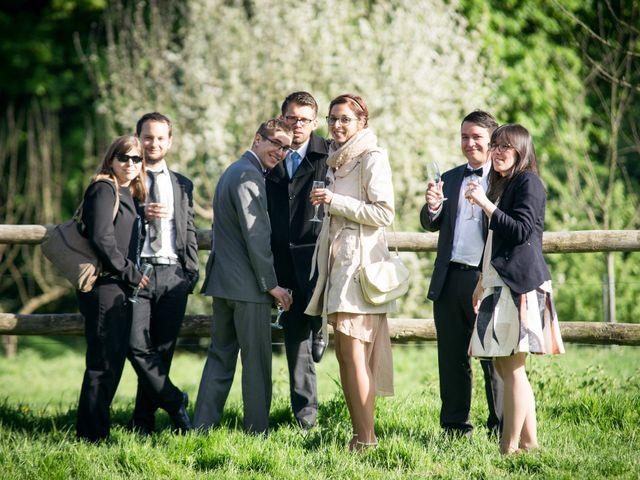 Le mariage de Killian et Marie à Montivilliers, Seine-Maritime 58