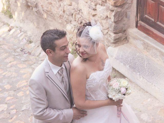 Le mariage de Richard et Nelly à Castelnou, Pyrénées-Orientales 10