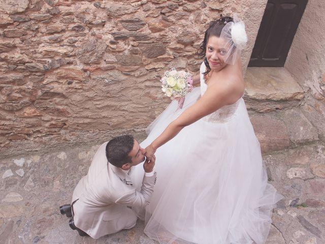 Le mariage de Richard et Nelly à Castelnou, Pyrénées-Orientales 12