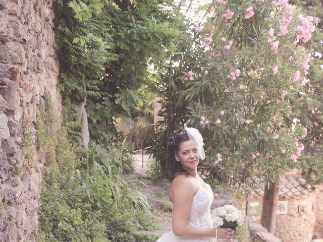 Le mariage de Richard et Nelly à Castelnou, Pyrénées-Orientales 13