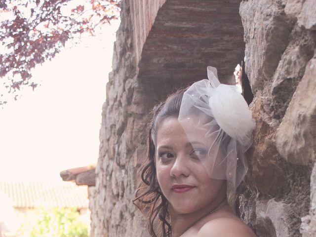 Le mariage de Richard et Nelly à Castelnou, Pyrénées-Orientales 14