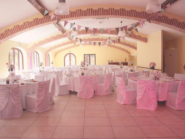 Le mariage de Richard et Nelly à Castelnou, Pyrénées-Orientales 15