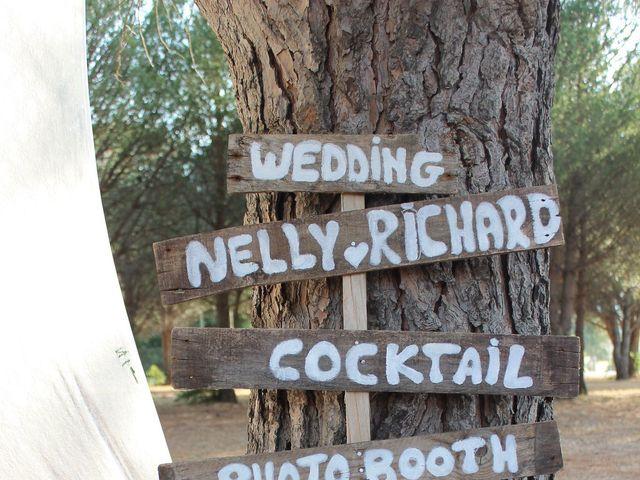 Le mariage de Richard et Nelly à Castelnou, Pyrénées-Orientales 32
