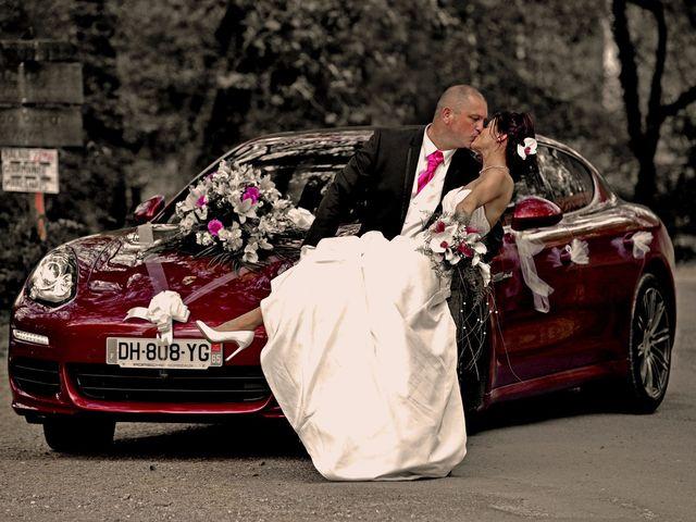 Le mariage de Annabelle et Eric