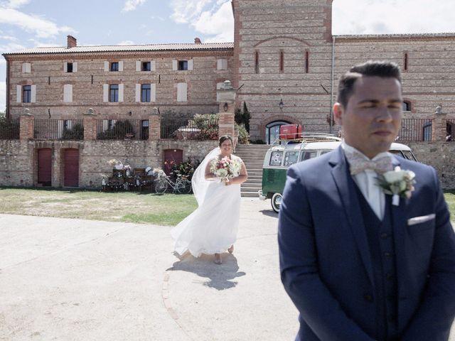 Le mariage de Alan et Emily à Elne, Pyrénées-Orientales 41