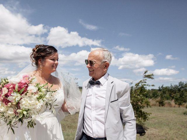 Le mariage de Alan et Emily à Elne, Pyrénées-Orientales 45