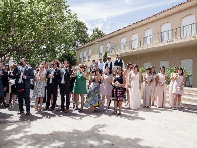 Le mariage de Alan et Emily à Elne, Pyrénées-Orientales 49