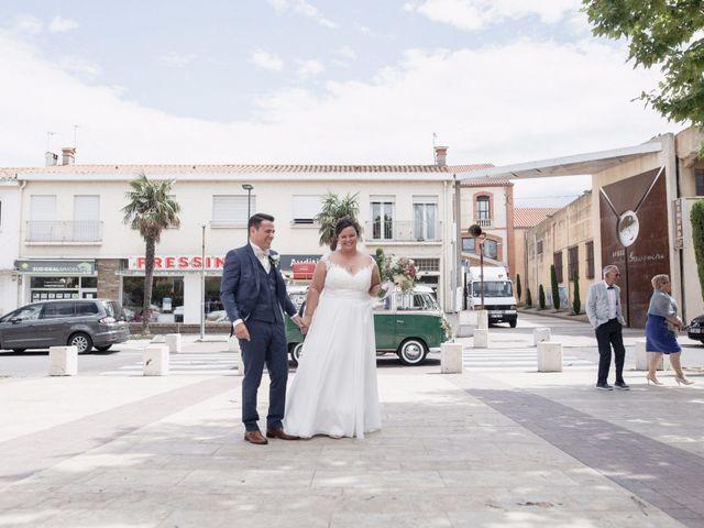 Le mariage de Alan et Emily à Elne, Pyrénées-Orientales 50