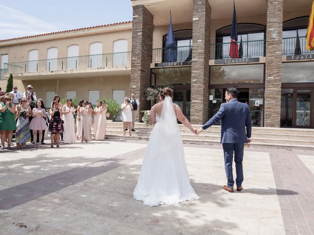 Le mariage de Alan et Emily à Elne, Pyrénées-Orientales 51