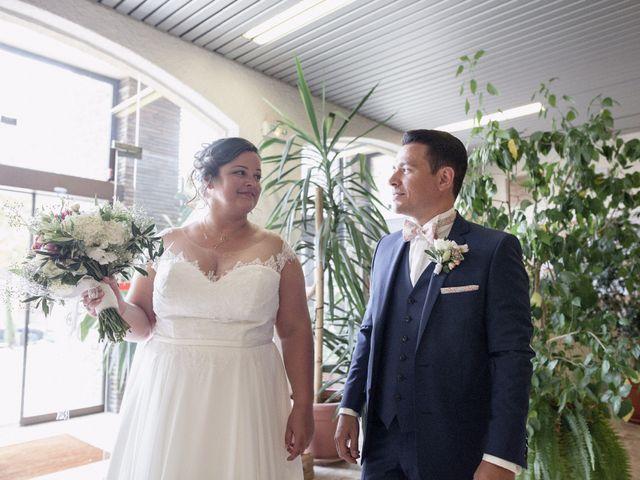 Le mariage de Alan et Emily à Elne, Pyrénées-Orientales 54