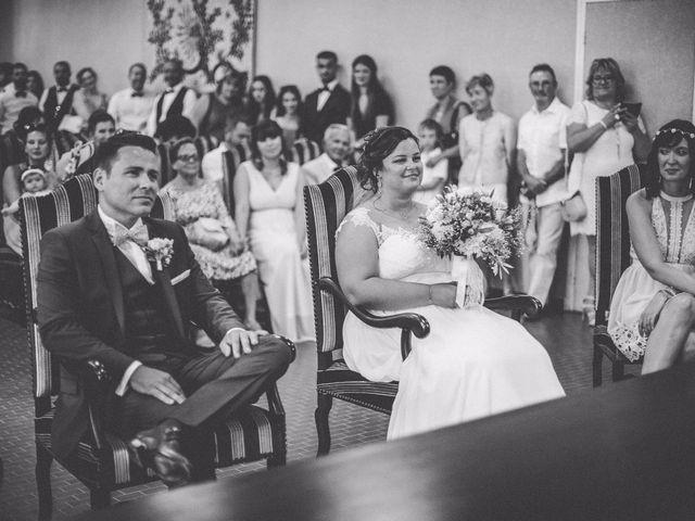 Le mariage de Alan et Emily à Elne, Pyrénées-Orientales 55