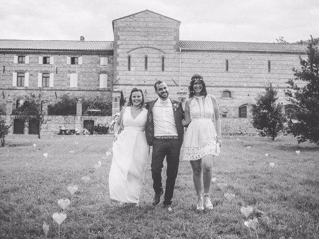 Le mariage de Alan et Emily à Elne, Pyrénées-Orientales 72