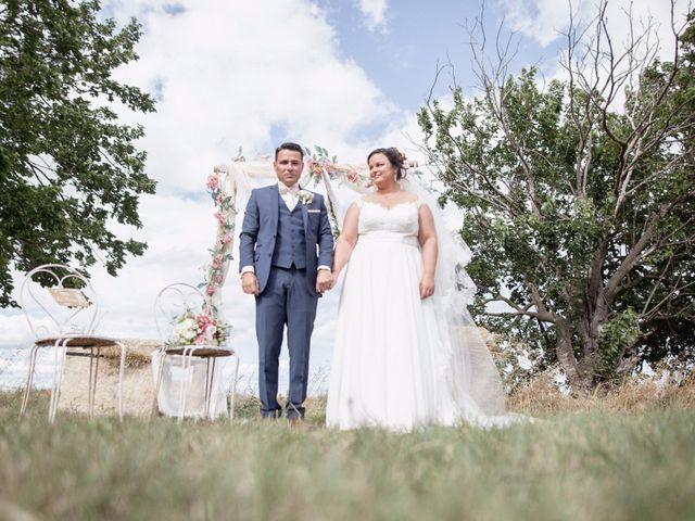 Le mariage de Alan et Emily à Elne, Pyrénées-Orientales 90
