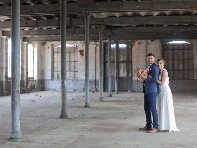 Le mariage de Romain et Clémence à Charleville-Mézières, Ardennes 94